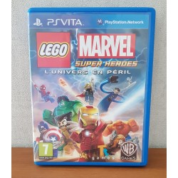 LEGO MARVEL SUPER HEROES OCCASION SUR PS VITA