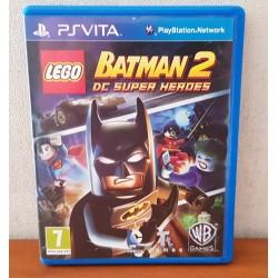 LEGO BATMAN 2 DC SUPER HEROES OCCASION SUR PS VITA