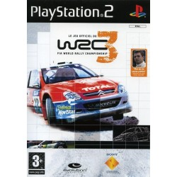 WRC 3 COMPLET