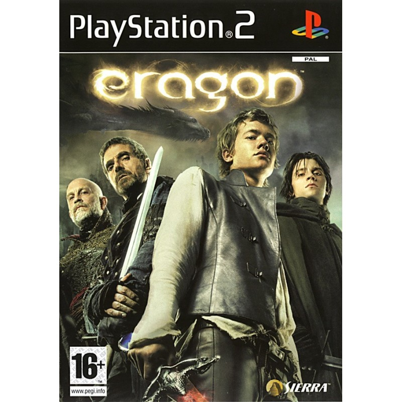 ERAGON COMPLET PS2