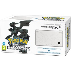 CONSOLE DSI POKEMON VERSION BLANCHE COMPLET BE
