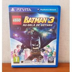 LEGO BATMAN 3 AU-DELÀ DE GOTHAM OCCASION SUR PS VITA
