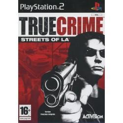 TRUE CRIME STREETS OF L.A COMPLET PS2