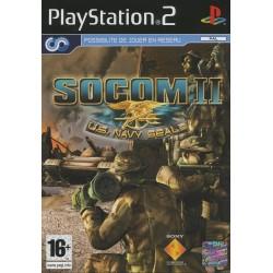 SOCOM 2 U.S NAVY SEALS COMPLET PS2