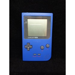 GAME BOY POCKET BLEU