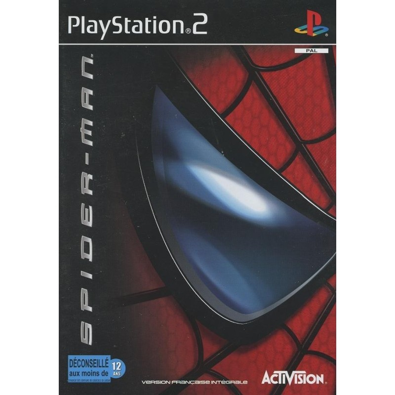 SPIDER-MAN COMPLET PS2