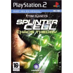 SPLINTER CELL CHAOS THEORY COMPLET PS2