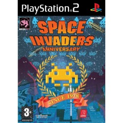 SPACE INVADERS ANNIVERSARY COMPLET PS2