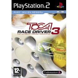 TOCA RACE DRIVER 3 COMPLET PS2
