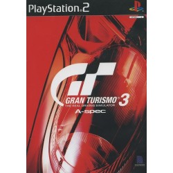 GRAN TURISMO 3 COMPLET PS2