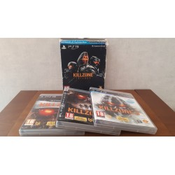 KILLZONE TRILOGY COMPLET PS3