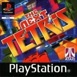 THE NEXT TETRIS COMPLET PAL PS1