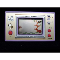 GAME AND WATCH SNOOPY TENNIS