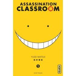 VOL. 1 ASSASSINATION CLASSROOM