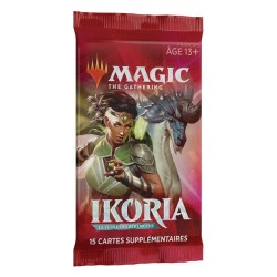 BOOSTERS MAGIC THE GATHERING IKORIA LA TERRE DES BEHEMOTHS