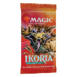 BOOSTERS COLLECTORS MAGIC THE GATHERING IKORIA LA TERRE DES BEHEMOTHS
