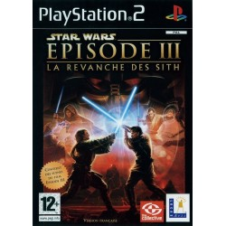 STAR WARS EPISODE 3 LA REVANCHE DES SITH PS2