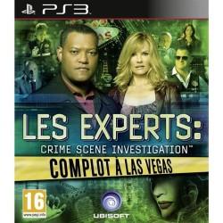 LES EXPERTS COMPLOT A LAS VEGAS PS3