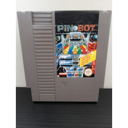 PIN BOT LOOSE PAL NES