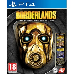 BORDERLANDS THE HANDSOME COLLECTION COMPLET PS4