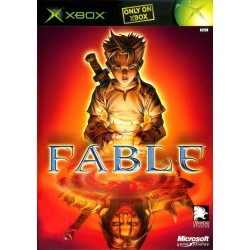 FABLE COMPLET XBOX