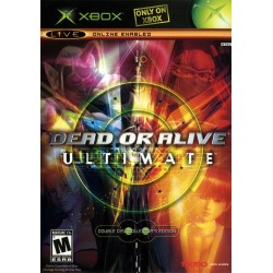 DEAD OR ALIVE ULTIMATE COMPLET XBOX