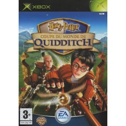 HARRY POTTER COUPE DU MONDE DE QUIDDITCH COMPLET XBOX