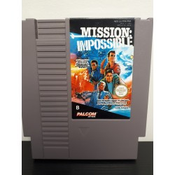 MISSION IMPOSSIBLE LOOSE FRA NES