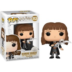 FUNKO POP HERMIONE WITH FEATHER 113