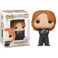 FUNKO POP FRED YULE BALL 96