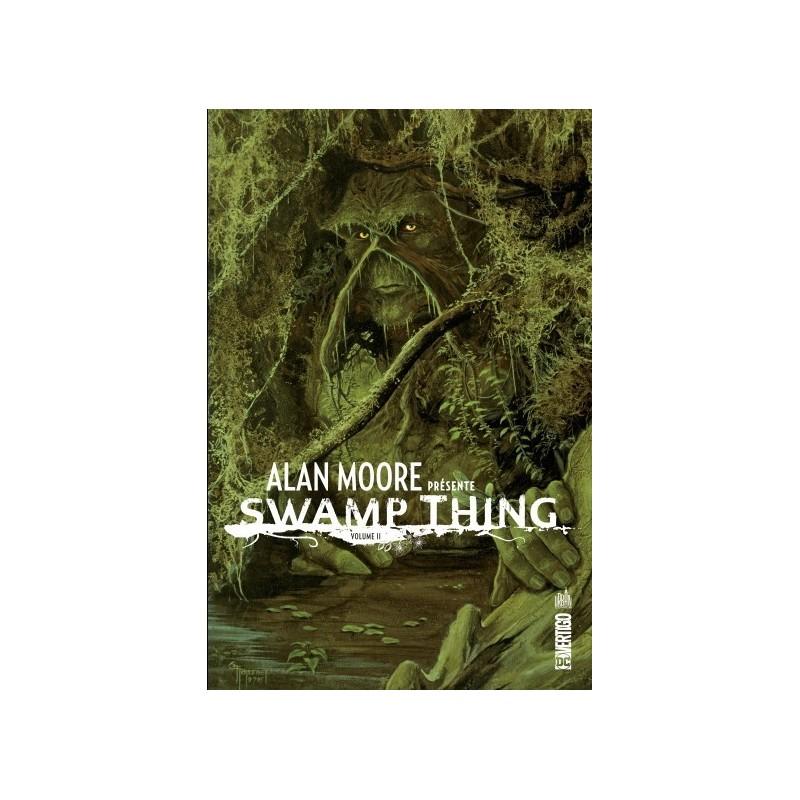 ALAN MOORE PRESENTE SWAMP THING VOLUME 2