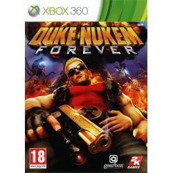 DUKE NUKEM FOREVER COMPLET XBOX 360