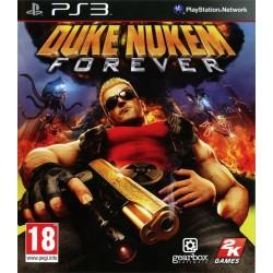DUKE NUKEM FOREVER COMPLET PS3