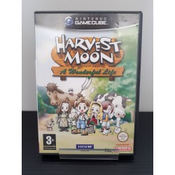 HARVEST MOON SANS NOTICE GAMECUBE