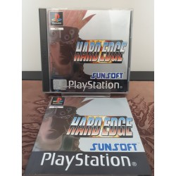 HARD EDGE COMPLET PS1