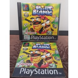POINT BLANK COMPLET PS1