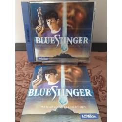BLUE STINGER COMPLET