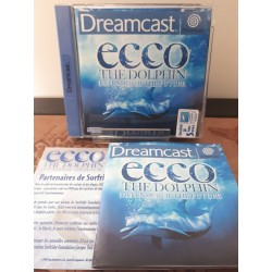 ECCO THE DOLPHIN DEFENDER OF THE FUTURE COMPLET DREAMCAST