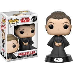 FUNKO POP PRINCESS LEIA STAR WARS N°218 EXCLUSIVE
