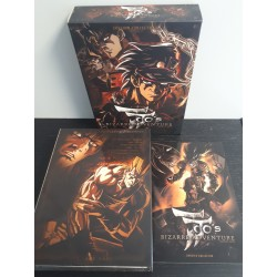 JOJO'S BIZARRE ADVENTURE EDITION COLLECTOR DECLIC IMAGE
