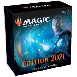 PACK AVANT PREMIERE MAGIC THE GATHERING EDITION DE BASE 2021