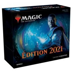 BUNDLE MAGIC THE GATHERING EDITION DE BASE 2021