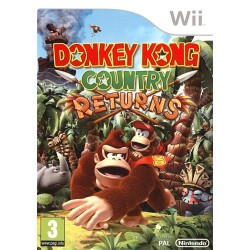 DONKEY KONG COUNTRY RETURNS OCC