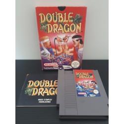 DOUBLE DRAGON COMPLET MINT NES FAH