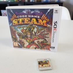 CODE NAME STEAM OCCASION SUR NINTENDO 3DS