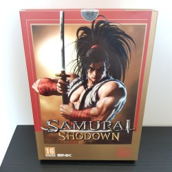 SAMURAI SHOWDOWN PIX N LOVE EDTION GAME SERIES NEUF SIGNEE
