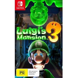 LUIGI MANSION 3 VERSION EUR SWITCH NEUF