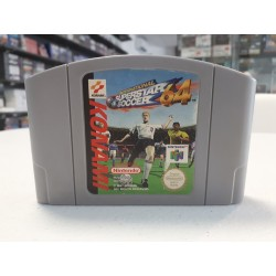 ISS 64 LOOSE NINTENDO 64