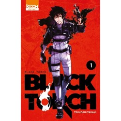 VOL. 1 BLACK TORCH