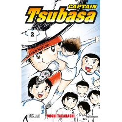 VOL. 2 CAPTAIN TSUBASA